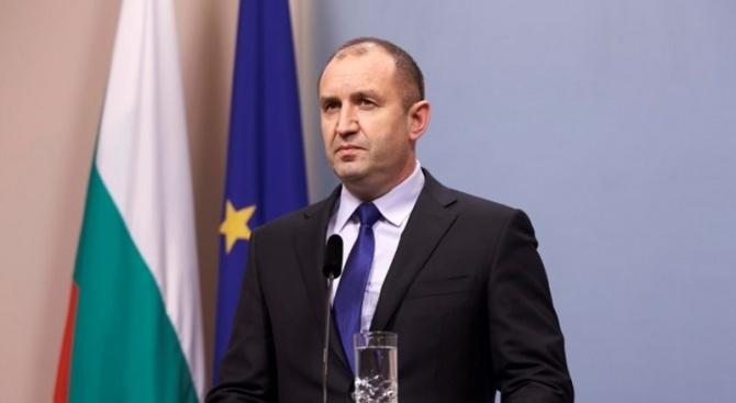 Снимка: Румен Радев ще бъде на държавно посещение в Хърватия