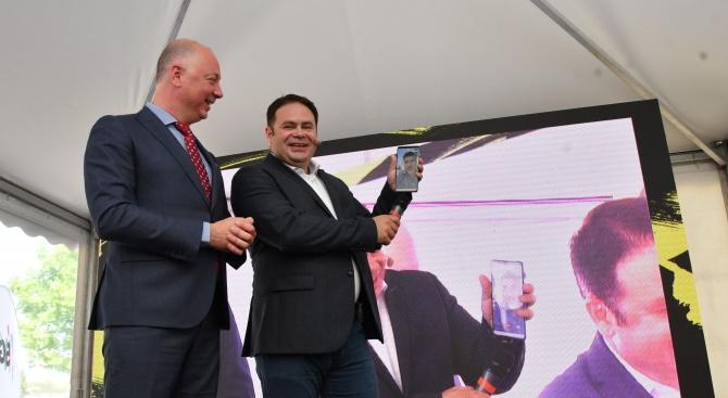 Теленор стартира серия от практически тестове на 5G, като представи