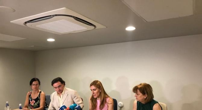 Николина Ангелкова: Ще утвърдим България като предпочитана туристическа дестинация
