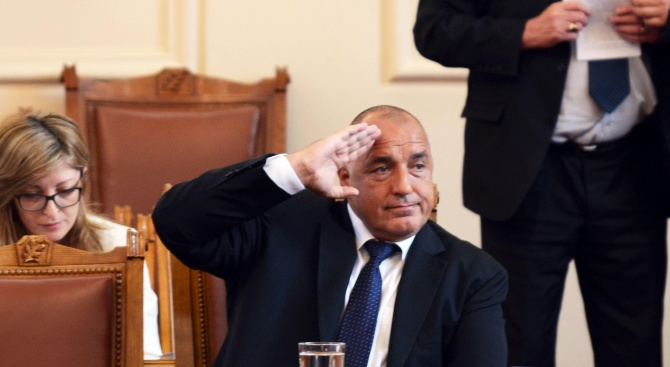 Бойко Борисов продължава да е най-одобряваният политик у нас