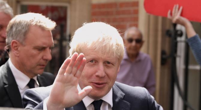 Британският заместник-министър на вътрешните работи Алан Дънкън подаде оставка ден