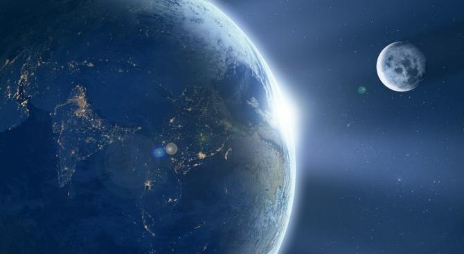 Китайското национално космическо управление се е договорило с Русия и
