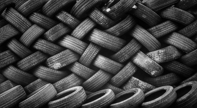 РИОСВ – Пловдив предприе мерки за почистване на незаконно сметище за гуми край с. Войводиново