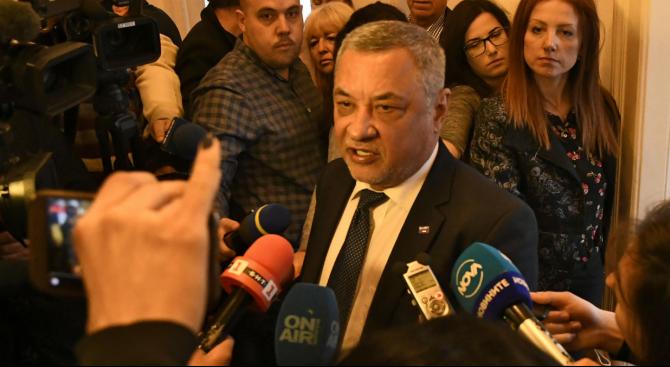 Валери Симеонов е поканил на среща главния прокурор Сотир Цацаров