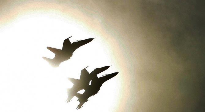 Наши самолети не са нарушавали въздушното пространство на Република Корея,