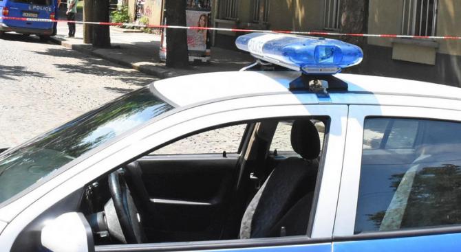 24-годишен мъж е задържан за стрелба с газов пистолет от