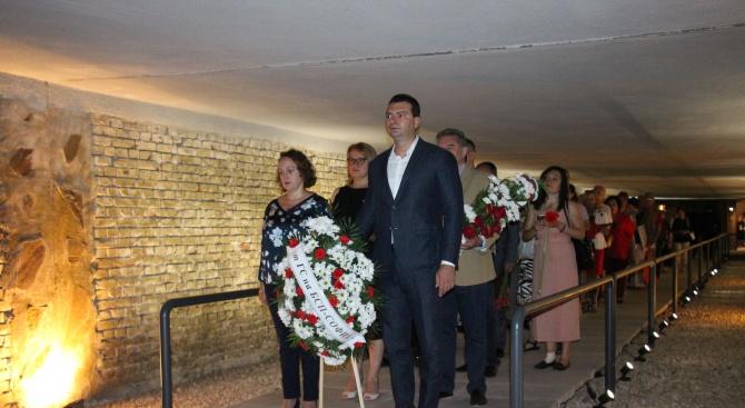 Калоян Паргов: Битката за хуманността, солидарността и справедливостта не е приключила