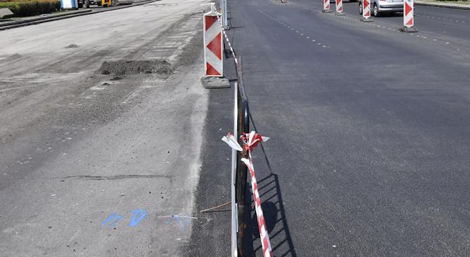 В община Плевен ще бъдат ремонтирани близо 100 км пътища до края на лятото