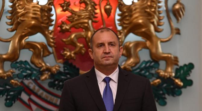 Румен Радев наложи вето върхузакона за ратифициране на договорите за F-16