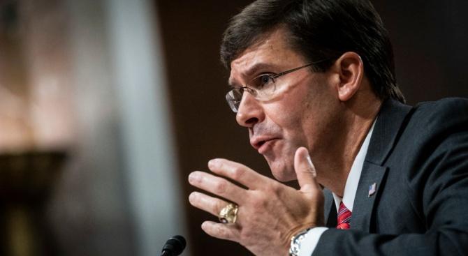 Сенатът на САЩ утвърди МаркЕспър за министър на отбраната