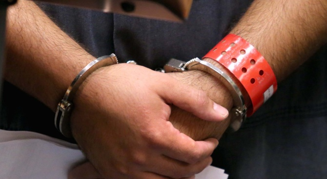 Арестуваха руски опозиционер на рождения ден на жена му