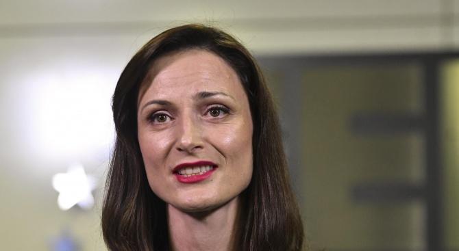 Министерският съвет одобри кандидатурата на Мария Габриел за член на