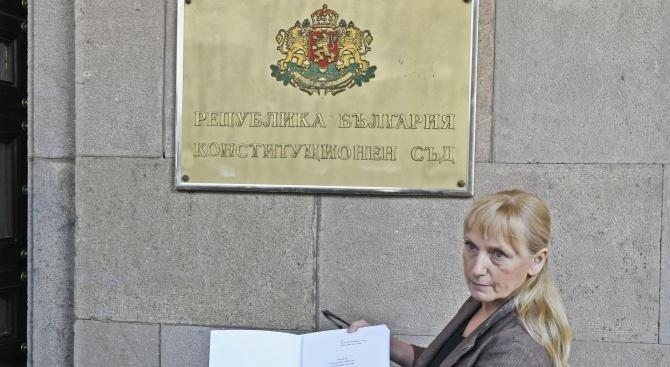 Елена Йончева: Обвинението за пране на пари е абсурдно, искат да ме омаскарят