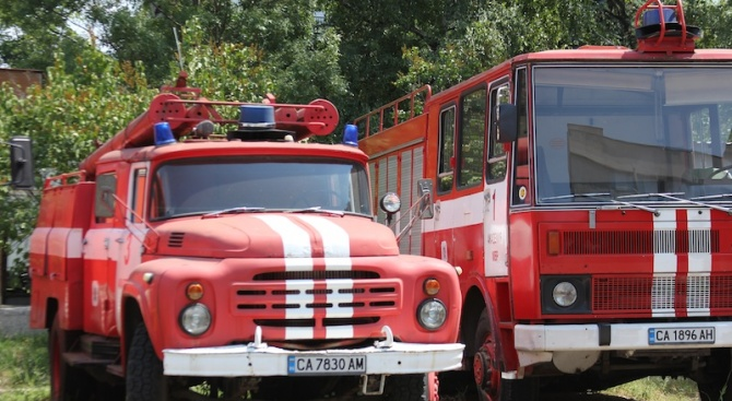 Български модул за гасене на горски пожари е част от Европейския пул за защита на населението