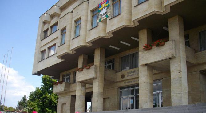 Председателят на Общинския съвет в Никола Козлево Фераим Сали беше