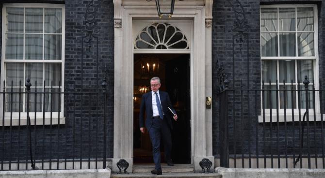 Британското правителство не очаква ЕС да сключи ново споразумение за