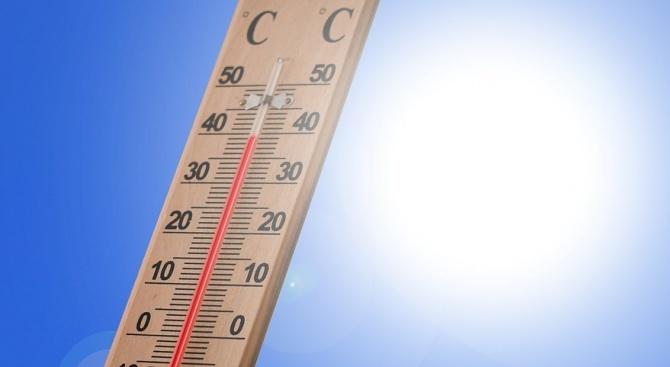 Жълт код за високи температури е в сила за 19
