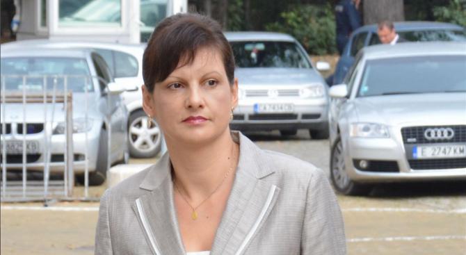 Даниела Дариткова разкри каква ще е стратегията на ГЕРБ за местните избори