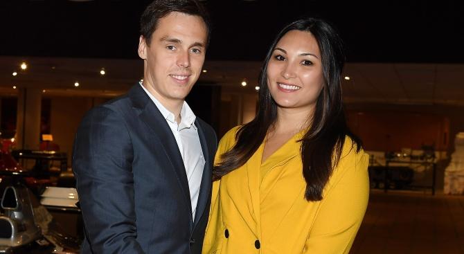 Месец след сватбата на Шарлот Казираги и Дмитри Расам, нова