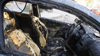 Задържаха 27-годишен мъж за палеж на кола