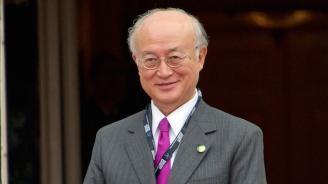 Почина генералният директор на МААЕ