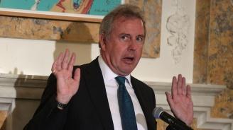 Тийнейджър е пуснал скандалните думи на бившия посланик на Лондон в САЩ