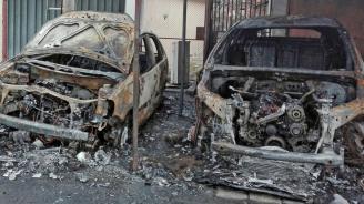 10 коли изгоряха при пожар във Варна