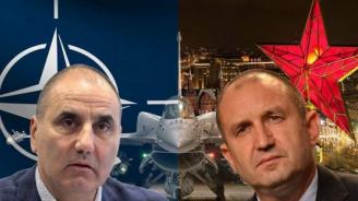 Цветанов и политическата воля за първата успешна битка на българските Ф-16