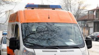 Чужденец почина в центъра на София