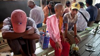 Устойчива на лекарства малария се разпространява в Югоизточна Азия