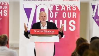 Лидерът на британската опозиция: Новият премиер ще продаде Здравната каса на САЩ