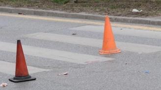 Движението по пътя от Шумен се пренасочва заради катастрофа