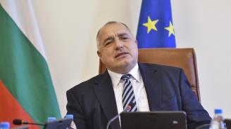 Бойко Борисов поздрави Борис Джонсън по повод избирането му за министър-председател