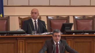 Тома Биков:  ГЕРБ ще отхвърли ветото на президента срещу отвореното финансиране на партиите