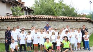 Детската полицейска школа в Банско приключи успешно