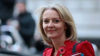 Лиз Тръс, защитничка на свободния пазар, е новата британска министърка на търговията