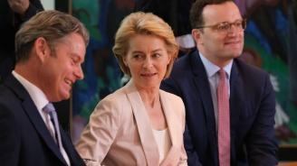 Фон дер Лайен: Новата ЕК и Полша трябва да разгледат въпроса за миграцията