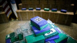 Иззеха 1 тон кокаин при глобална операция срещу балканска престъпна мрежа