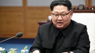 Ким Чен-ун: Изстрелването на двете ракети е предупреждение към южнокорейските милитаристи