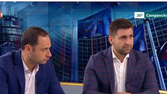 Андрей Новаков и Петър Витанов в спор за хакерската атака в НАП