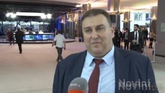 Емил Радев попита комисар Юрова: Следващият мониторингов доклад последен ли ще за България?
