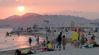 Гърция държи европейския температурен рекорд - 48 градуса