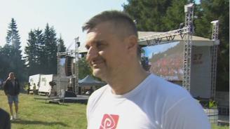Кирил Добрев от Бузлуджа: БСП предлага силна платформа за местните избори