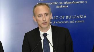 Вълчев: МОН ще обучава учители в българските неделни училища в чужбина