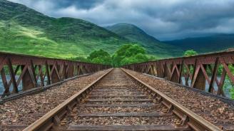 Италия даде своето съгласие за подкрепян от ЕС проект за жп линия