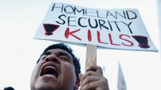 Гватемалски активисти протестират против сключеното със САЩ споразумение за миграцията