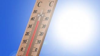 Обявен е жълт код за горещини в 19 области
