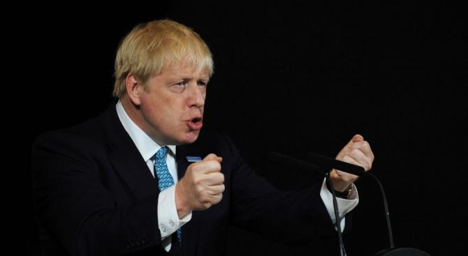 Борис Джонсън ще направи днес първо посещение в Шотландия като