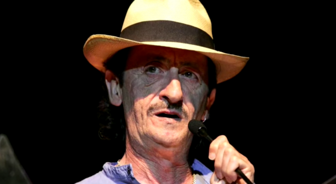 Актьорът Едуардо Гомез, изиграл ролята на Мариано от испанския хитов
