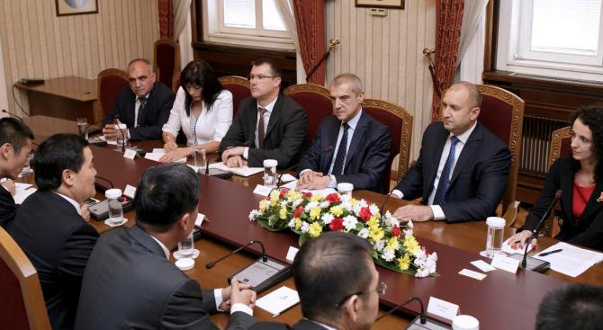 България е най-краткият път, който свързва Китай с Европа, което